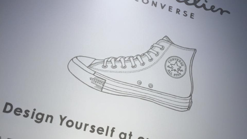 White atelier BY CONVERSE Opening Reception